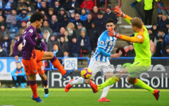 Huddersfield Town 0-3 Manchester City: Blues ease past Terriers to keep pressure on Liverpool