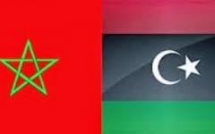 المغرب يفوز وديا بثلاثية على ليبيا و يطمئن الأنصار