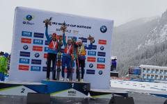 Darya Domracheva s'impose sur la Mass Start d'Anthloz-Anterselva