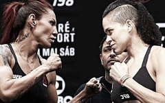 White no descarta revancha entre Cyborg y Nunes
