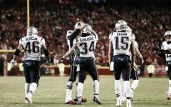 Análisis de la victoria de los New England Patriots en la final de la AFC