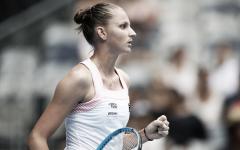 Pliskova sai atrás, mas consegue vencer Brengle no Australian Open