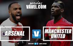 Previa Arsenal – Manchester United: nada será igual