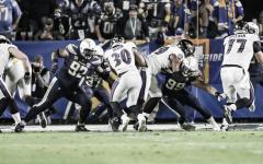 Experiência x juventude: LA Chargers enfrenta Baltimore Ravens nos playoffs da NFL
