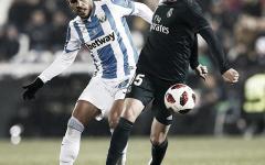 Real Madrid é derrotado pelo Leganés, mas se classifica na Copa do Rei