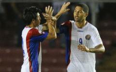 Costa Rica rescató un punto en visita a Panamá