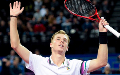 ATP Montpellier- Day4: brilla Shapovalov, tonfo Pouille