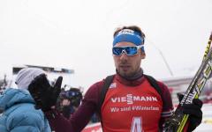 Anton Shipulin remporte le sprint de Kontiolahti