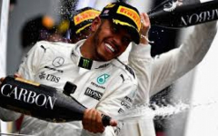 Lewis Hamilton en quelques chiffres