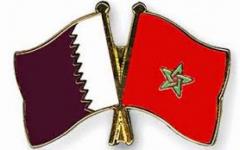 وديا .. تعادل سلبي بين المنتخبين المغربي و القطري