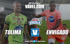 Previa Deportes Tolima vs Envigado: necesidades similares y tres puntos en juego