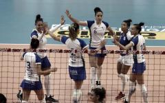 Minas vence  Curitiba e permanece invicto na Superliga Feminina