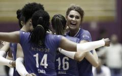 Barueri vence o Minas e acaba com última invencibilidade da Superliga Feminina de Vôlei