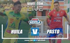 Atlético Huila vs Deportivo Pasto en vivo y en directo online por la Liga Águila 2019