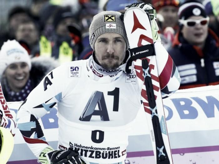 Sci, Hirscher: parte in salita la stagione olimpica