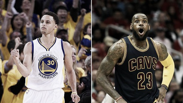 Stephen Curry y LeBron James, Jugadores de la Semana