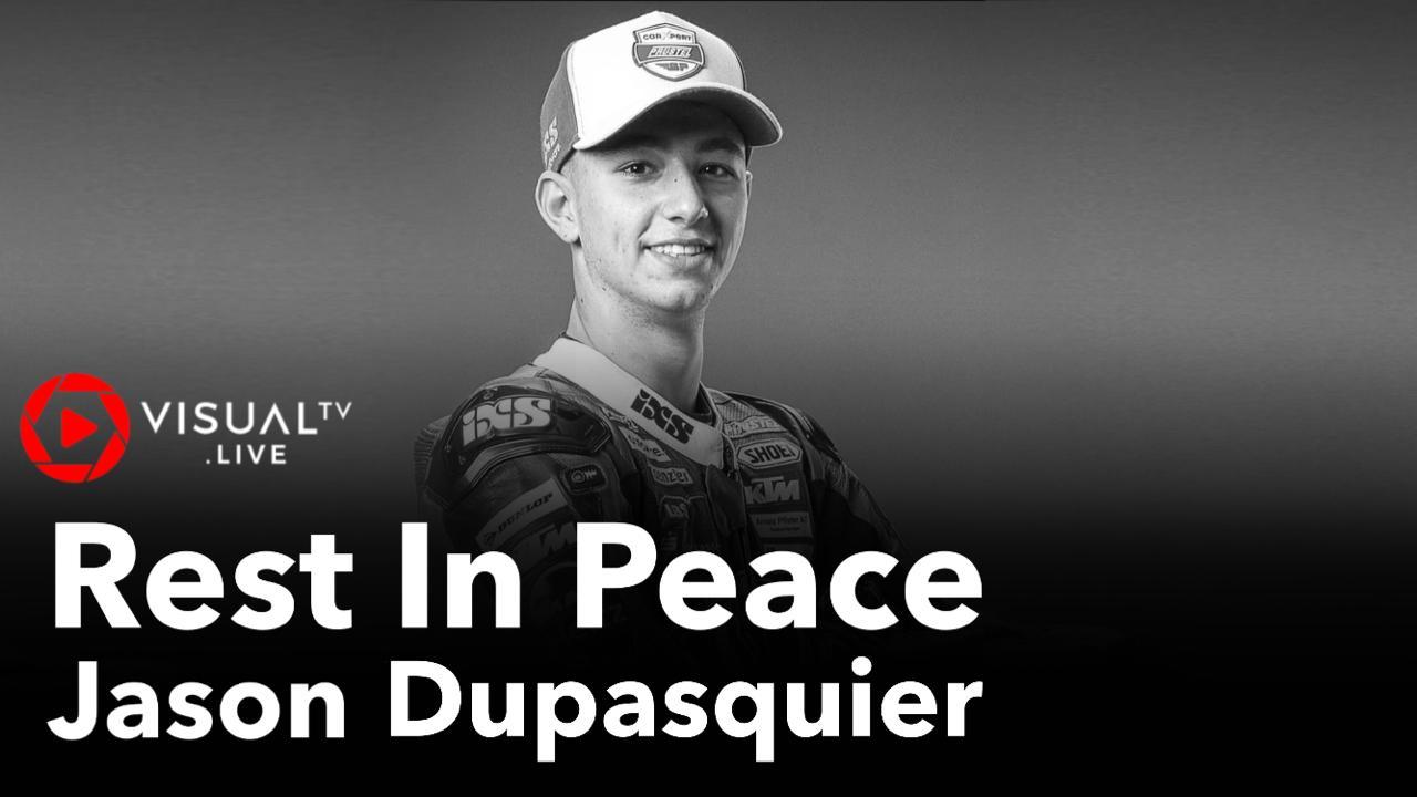 Ucapan Duka Terus Mengalir untuk Jason Dupasquier