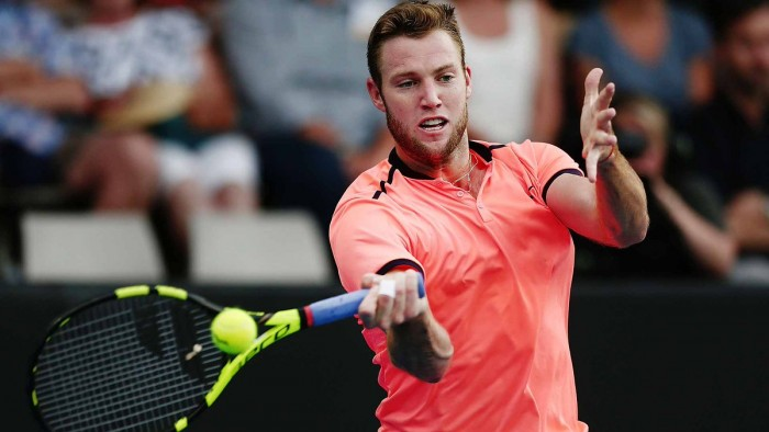 ATP Auckland - La finale è Sousa - Sock