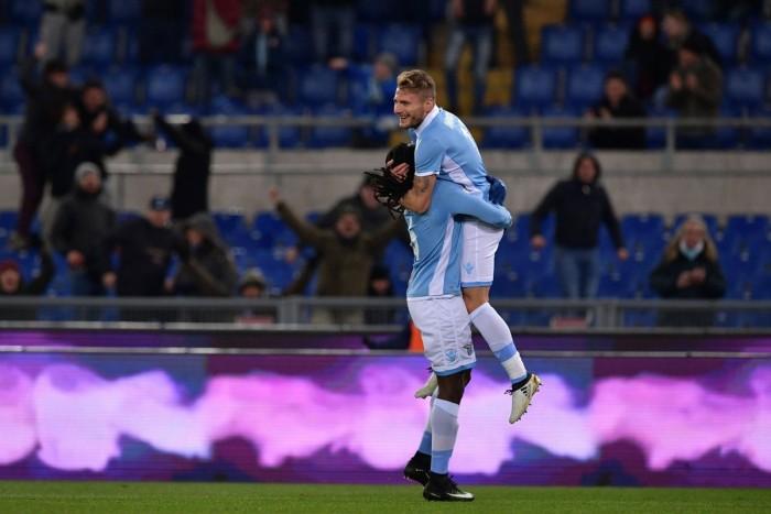 Coppa Italia 2016/17 - All'Olimpico la decidono i cambi: la Lazio elimina il Genoa (4-2)