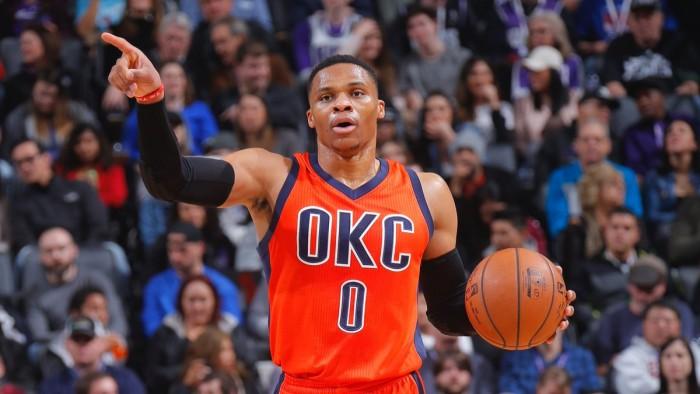 Westbrook cantó los 20 triples-dobles