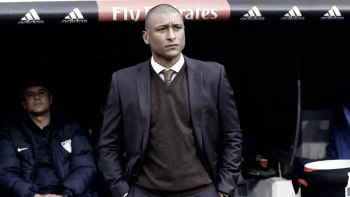 """Marcelo Romero: """"Espero que el equipo siga este camino"""""""