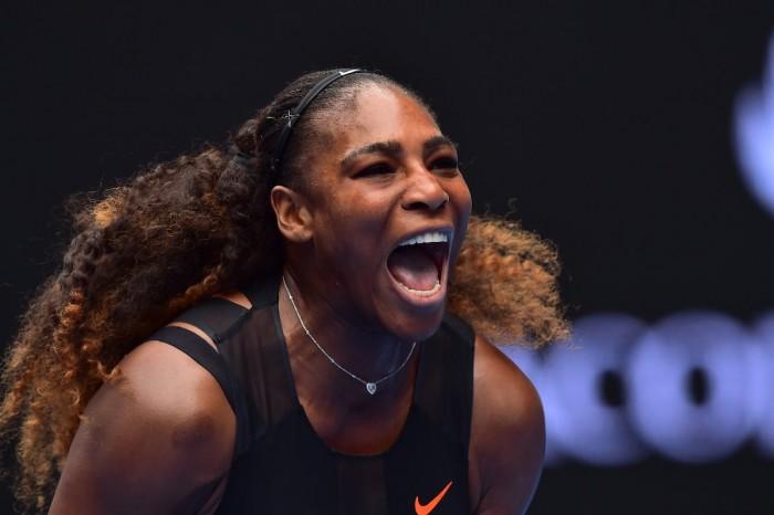 Australian Open 2017: vince Serena Williams, bene Pliskova e Konta, avanti anche Cibulkova e Wozniacki