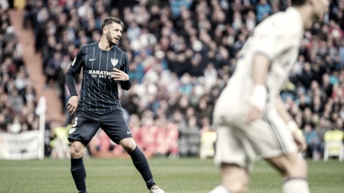 Demichelis volvió a debutar con el Málaga