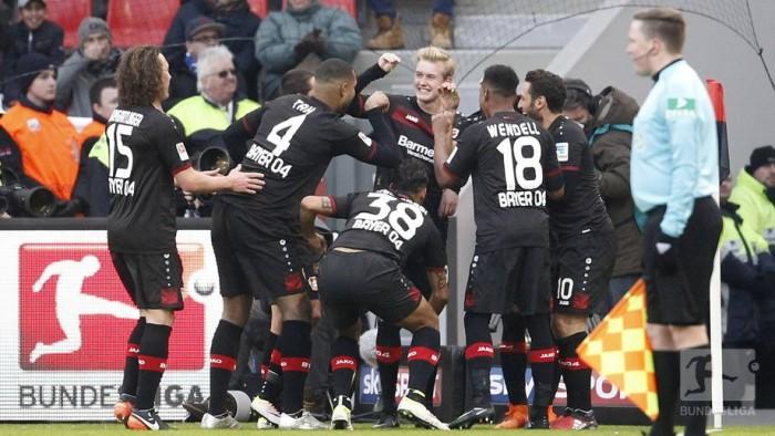 Bayer Leverkusen 3-1 Hertha BSC: Calhanoglu stars as the hosts gain vital win after winter break