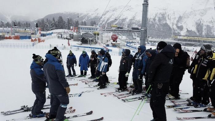 Sci Alpino - Mondiali St. Moritz: annullate le prove di discesa