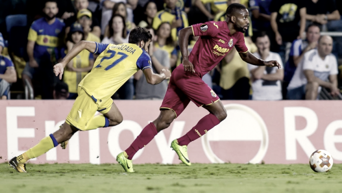 Bakambu: ''Todavía soy jugador del Villarreal''