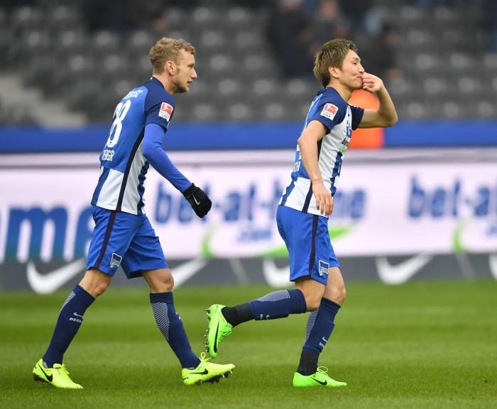 Hertha BSC 1-0 FC Ingolstadt 04 : Haraguchi hands die Alte Dame all three points