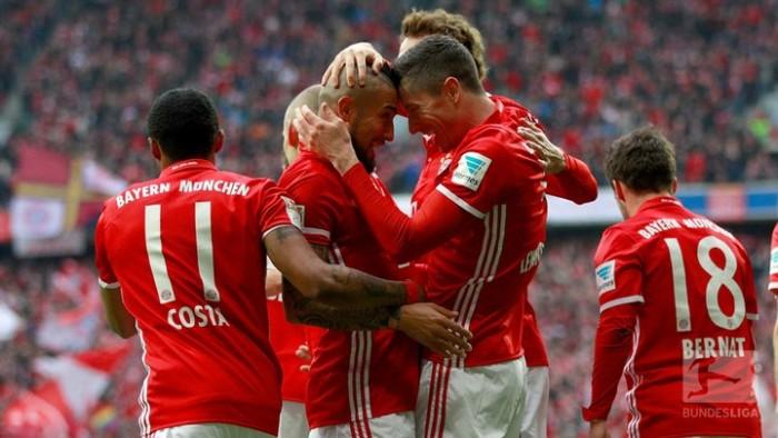 Bayern Munich 1-1 Schalke 04: Royal Blues battle for hard-fought draw