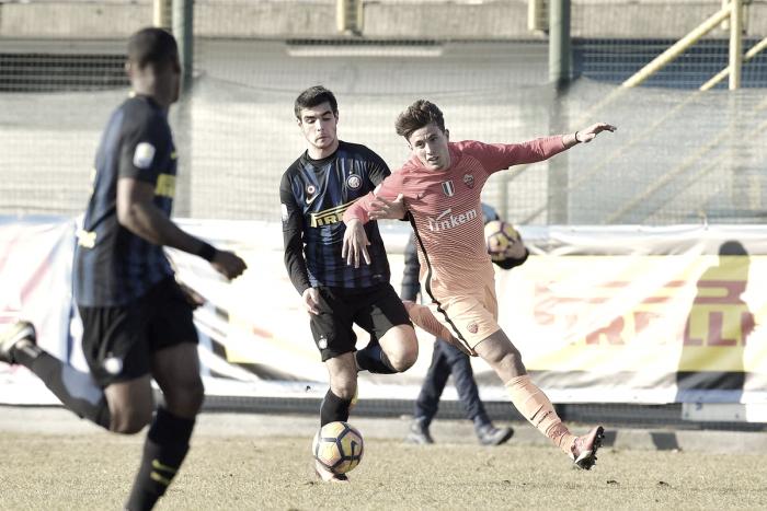 Coppa Italia Primavera: Tumminello ancora decisivo, Roma batte Inter 2-1 e vola in finale