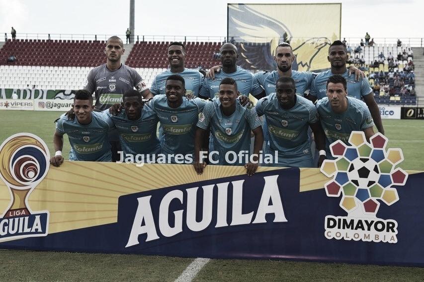Jaguares inició con pie derecho la liga derrotando 1-0 a Unión Magdalena
