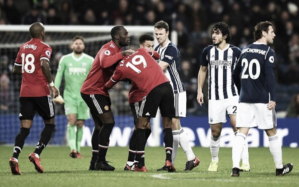 Para evitar título do City, Manchester United visa vitória em casa contra West Bromwich