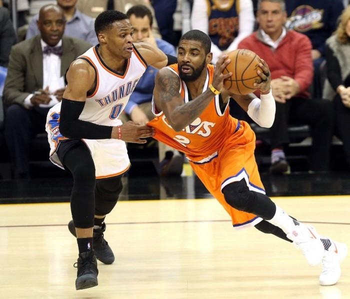 NBA, troppa Cleveland per OKC (107-91)