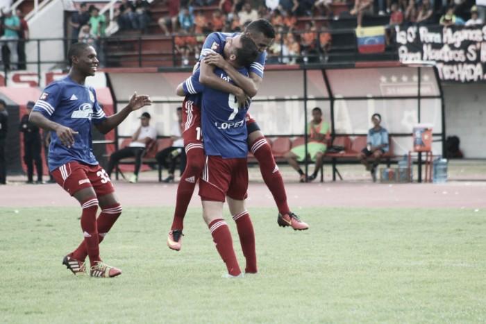 Atlético Venezuela conquistó el José Antonio Páez