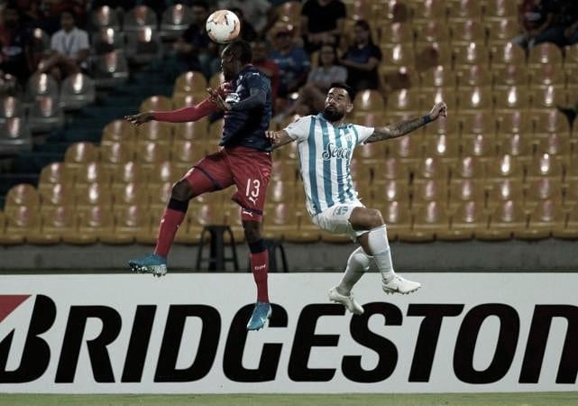 Historial Independiente Medellín ante equipos argentinos