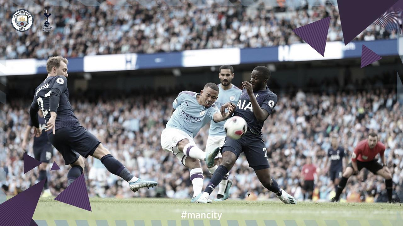 Em jogo eletrizante, Manchester City empata com Tottenham pela Premier League