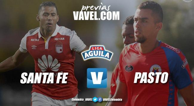 Previa Santa Fe vs Pasto: Comienza la lucha por la Liga Águila 2019-1