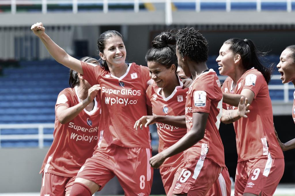 América de Cali fue efectivo y venció 2-0 a Junior de Barranquilla