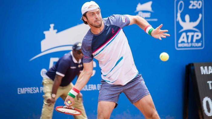 ATP, giorno di finali. Lorenzi per il titolo a Quito, Dimitrov - Goffin a Sofia, Gasquet - A.Zverev a Montpellier