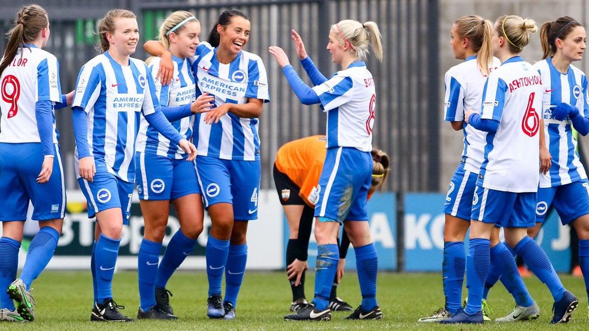 Brighton & Hove Albion Women Football Club