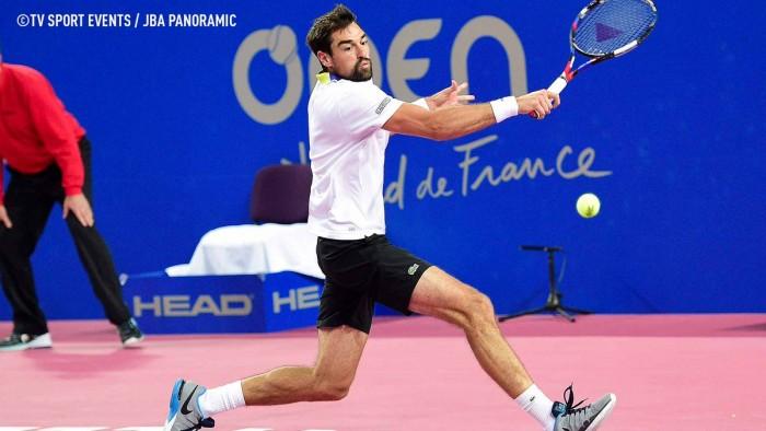 ATP Montpellier - Chardy supera Granollers, Napolitano non approda nel main draw