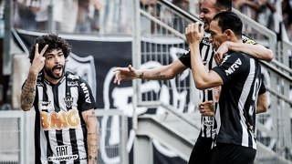 Atlético-MG goleia Boa Esporte sem dificuldades e está na final do Mineiro