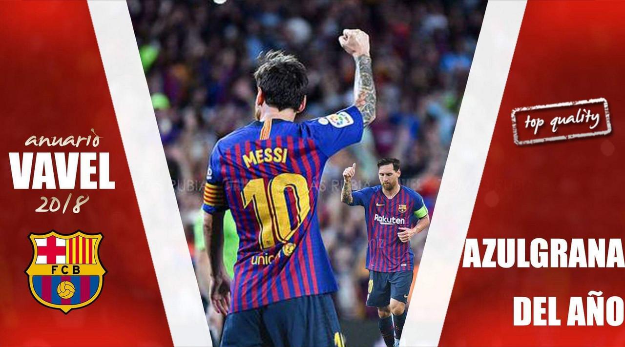 Anuario VAVEL FC Barcelona 2018: Leo Messi, la dinastía de un rey