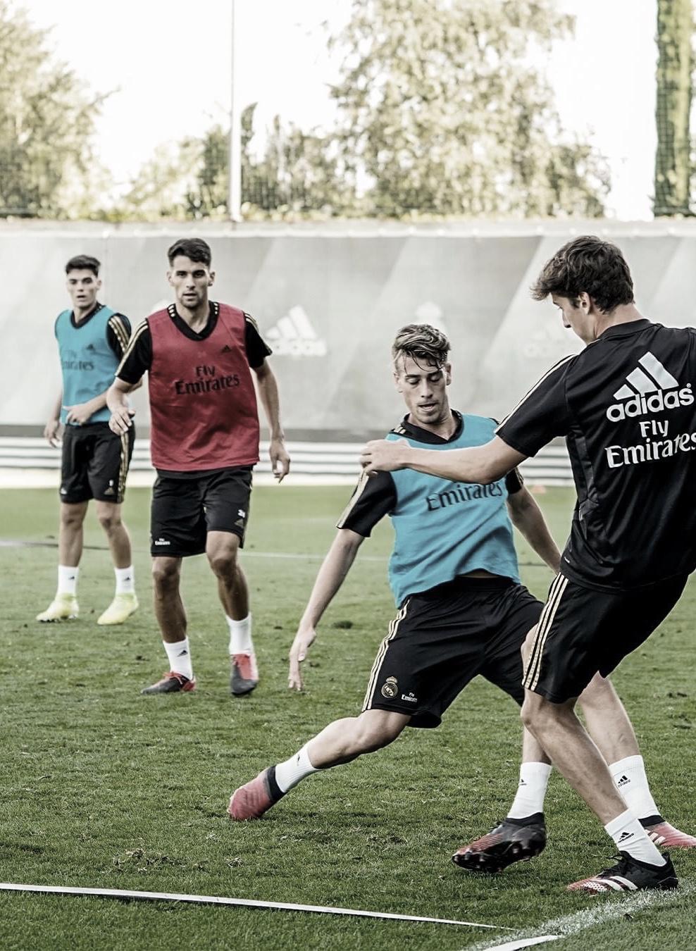 El Juvenil A prepara el duelo ante la Juventus de Turín