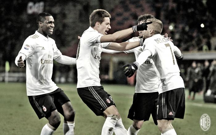 Deulofeu fa impazzire il Bologna, Pasalic lo sentenzia. Mirabolante vittoria rossonera (0-1)