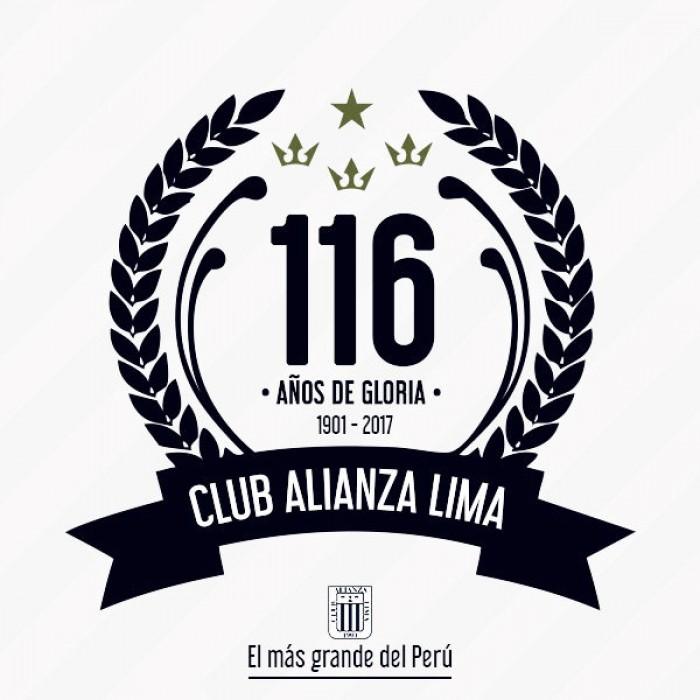Alianza Lima, 116 Años de Gloria