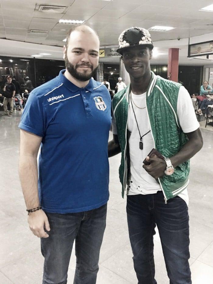 Kambou, nuevo jugador del Zulia FC